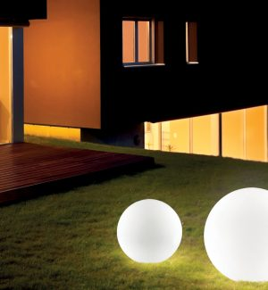 Summer Sale - Globe Light