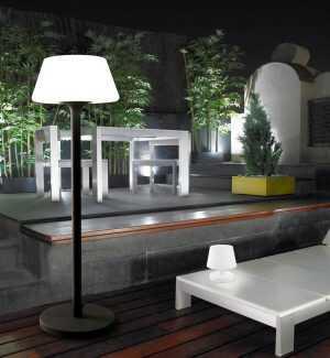 Glow Floor Lamp