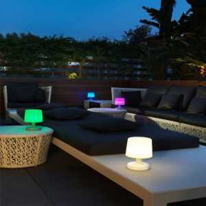 Glow Table Lamp