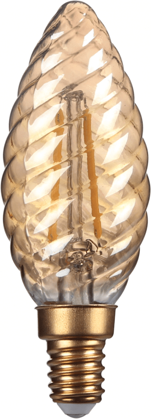 Antique Twisted Candle LED Filament