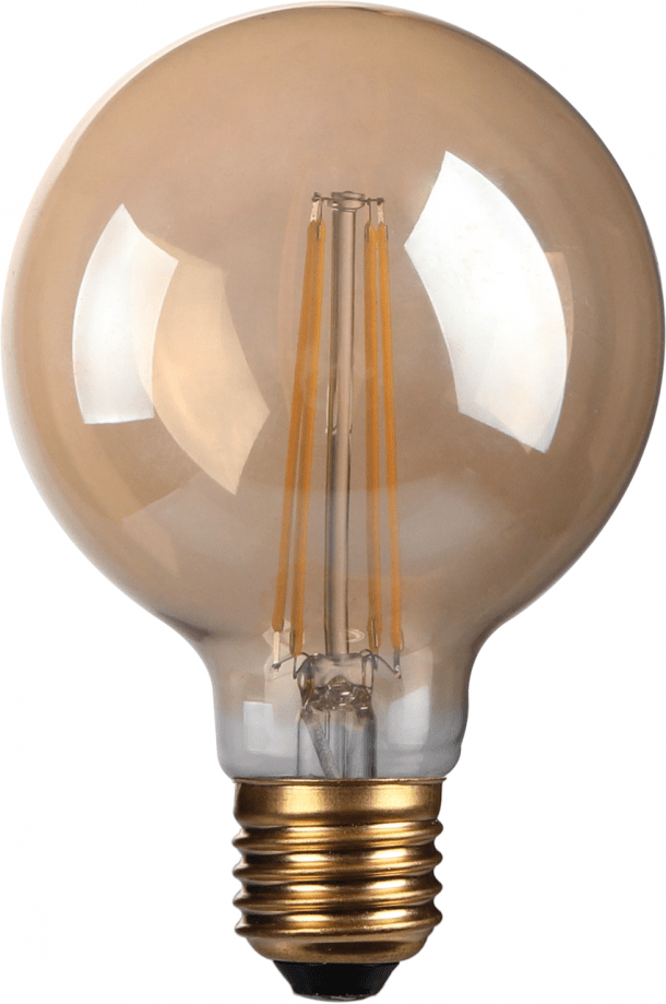 Antique Globe 100 LED Filament Bulb