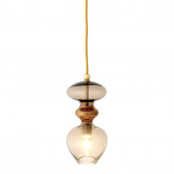 Futura Pendant Chestnut Brown