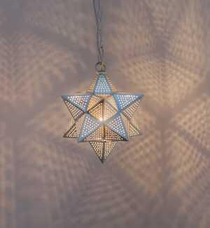 Star Filisky Pendant Silver
