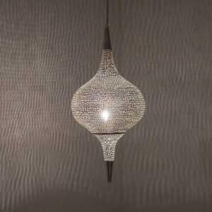 Grace Filisky Pendant Silver