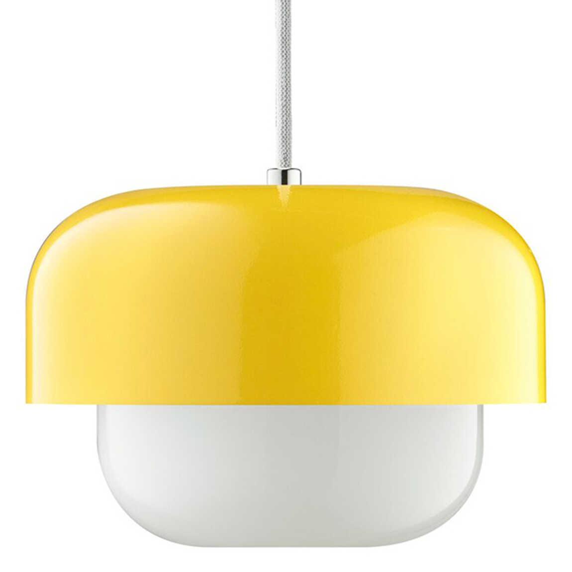 yellow pendant lighting. Haipot Yuzu Yellow Pendant Lamp Lighting