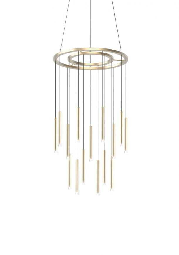 15 Candle Chandelier