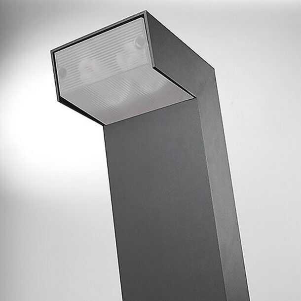 Top of Torch Outdoor Bollard Light