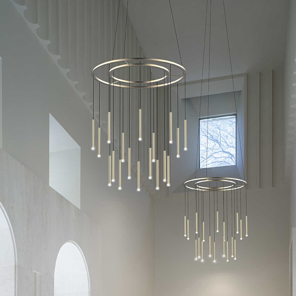 Candle chandelier stunning products at great prices candle chandelier in situ mozeypictures Image collections