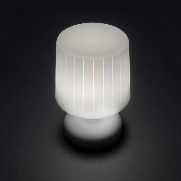 Moonlight Table Lamp White