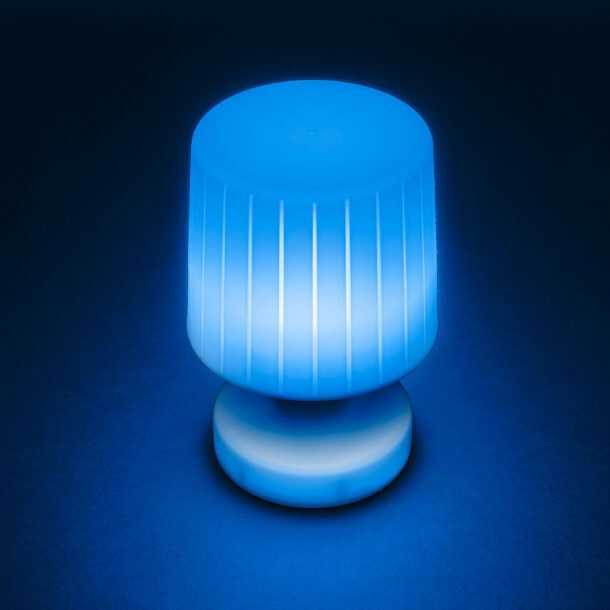 Moonlight Table Lamp Blue