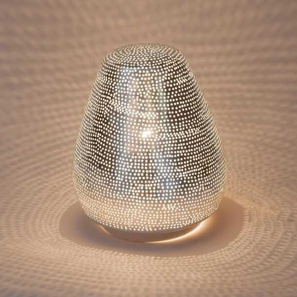 Tahrir Filisky Lamp Silver