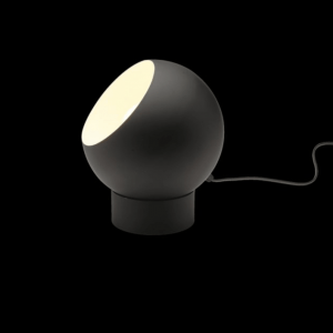 Sphere Lamp Black