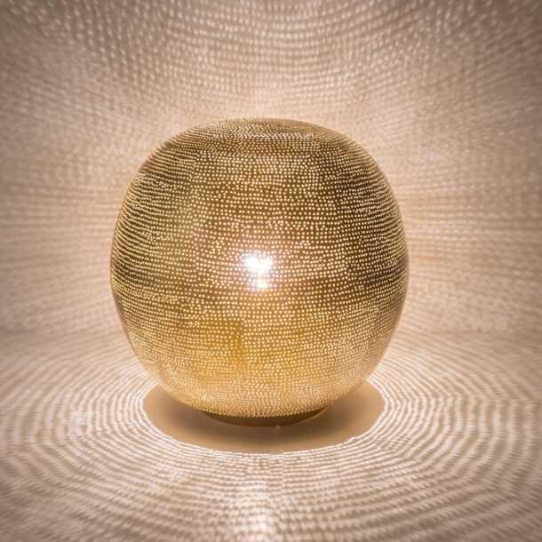 Ball Filisky Lamp Gold