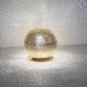 Ball Filisky Lamp Gold