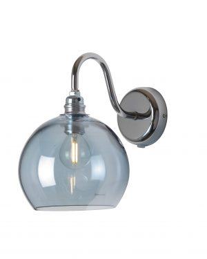 Rowan Wall Lamp Topaz Blue