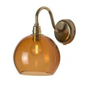 Rowan Wall Lamp Rust