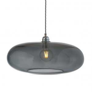 Horizon Pendant Smokey Grey