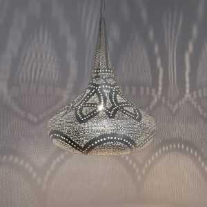 Sufi Filigros Pendant Silver
