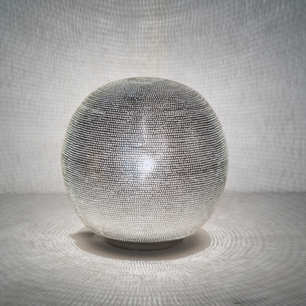 Ball Filisky Lamp Silver