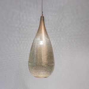 Elegance Filisky Pendant Gold