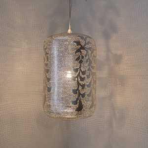 Lampoon Blossom Pendant Silver