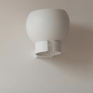 Sphere Wall Light White - TossB