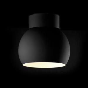 Sphere Ceiling Light Black - TossB