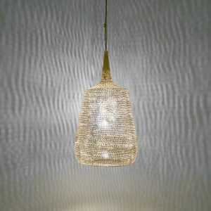 Trophy Filisky Pendant Gold