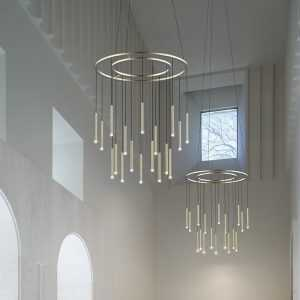 18 Candle Chandelier