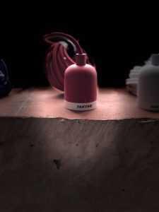 Pantone® - Deneb Drop Cap Cardinal