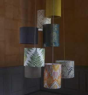 Ebb & Flow Fabric Shades