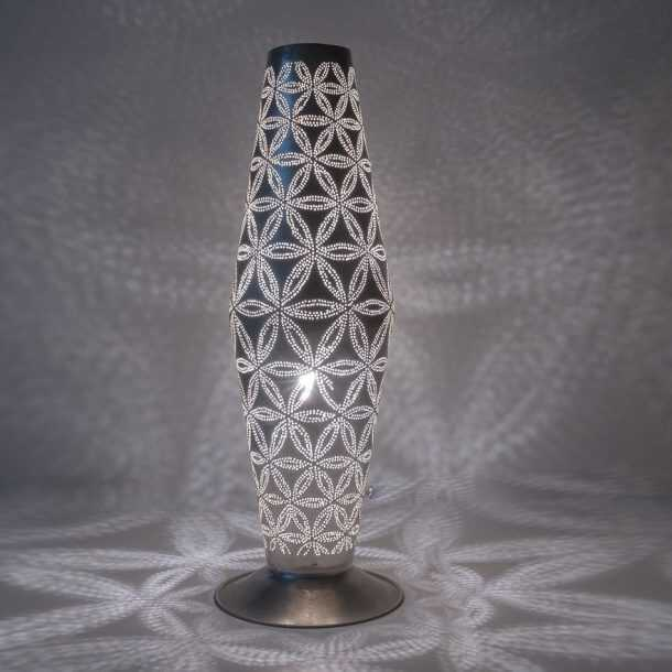 Babylon Wisdom Lamp Silver