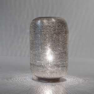 Lampoon Filisky Lamp Silver