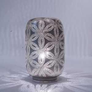 Lampoon Wisdom Lamp Silver