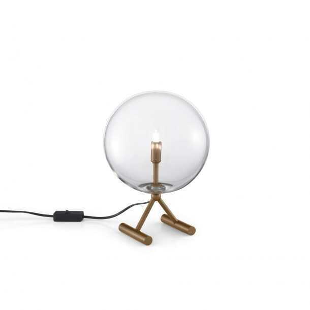 Estro Short Table Lamp