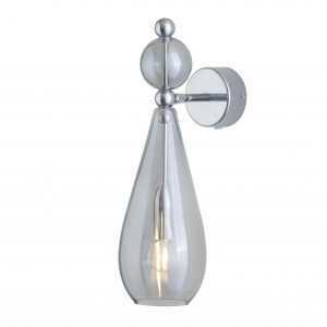 Smykke Wall Light Smokey Grey