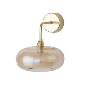 Horizon Wall Light Golden Smoke