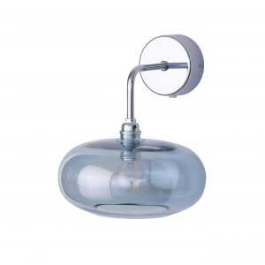 Horizon Wall Light Topaz Blue