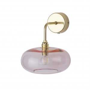 Horizon Wall Light Bright Coral