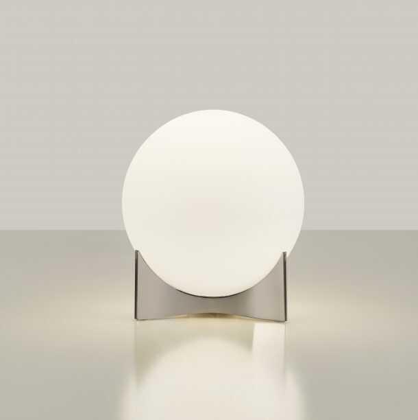 Oscar Lamp Nickel