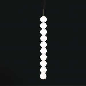Abacus Pendant 10