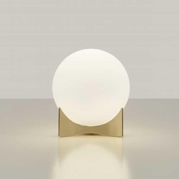 Oscar Lamp Brass