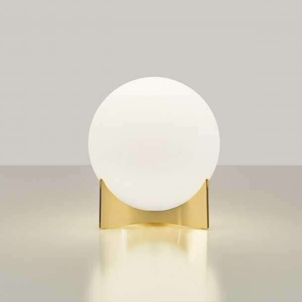 Oscar Lamp Gold Plated