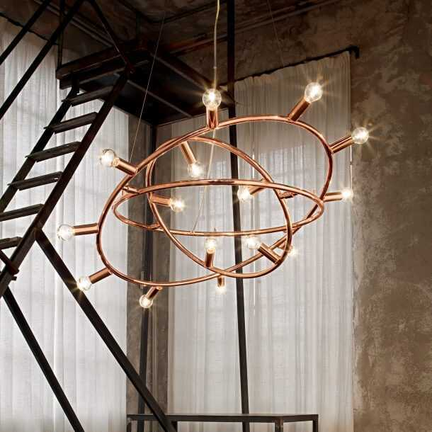 Cosmo Chandelier